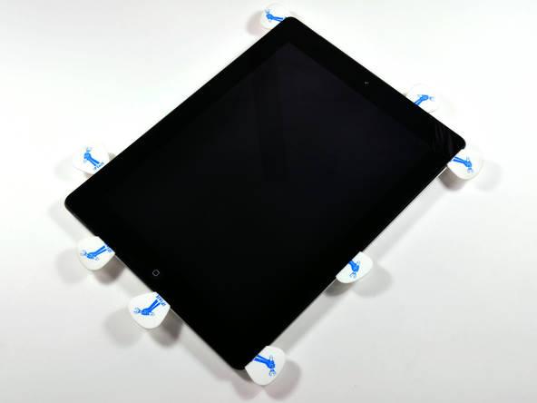 ремонт экрана ipad