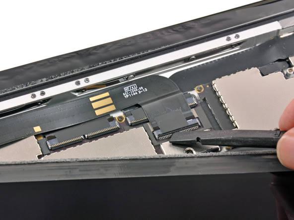 ремонт подсветки ipad